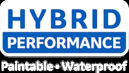 Hybrid Performance Paintable Waterproof